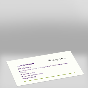 Kall kwik peterborough picture of single sided business card bcss00211 colourmoves